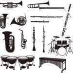 利便性の利便性の大人数のリハーサルスタジオ オーケストラ