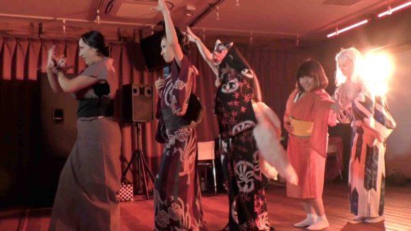 ダンスライブ 月曜企画01