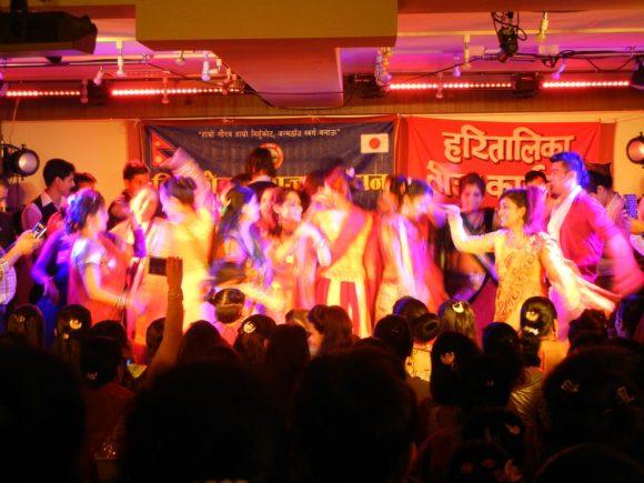 ネパールティージ祭 01