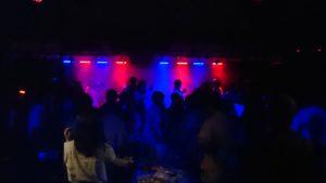 卒業パーティー 新歓パーティー 照明演出 新宿レンタルスペース