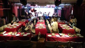 新宿 イベントスペース ケータリング 飲食持込み