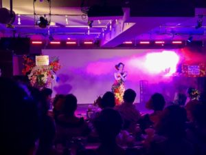 東京都内で ダンス発表会