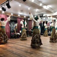 ダンスリハーサル フラメンコ 新宿 レンタルスペース
