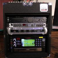 音響機材カラオケDAM