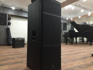 ダンスレッスン ダンス発表会 音部屋スクエア ミキサー 音響機材