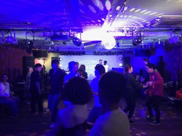 ダンス音楽教室発表会場 新宿