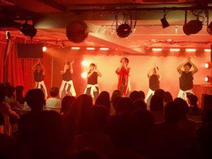 ダンスイベント ダンス発表会 新宿レンタルスペース