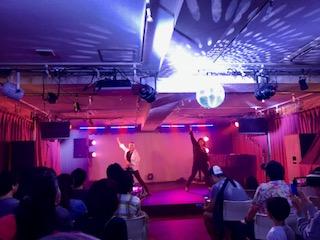 リハーサル ゲネプロ ダンスイベント新宿イベントスペース