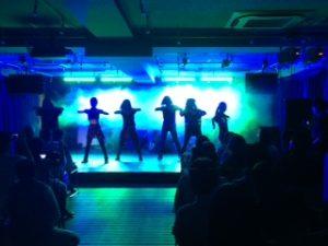ファッションショー ダンスイベント