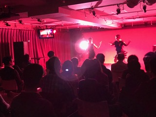 新宿 ダンススペース,パーティ―