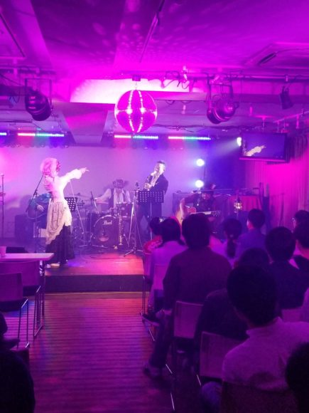 音部屋スクエア 新宿駅と池袋駅の間にある ライブハウス ダンスイベント ができるレンタルスペース パーティー会場