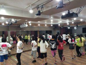 ダンスレッスン ダンス発表会 新宿 イベントスペース 音部屋スクエア
