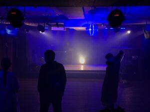 ダンス 撮影