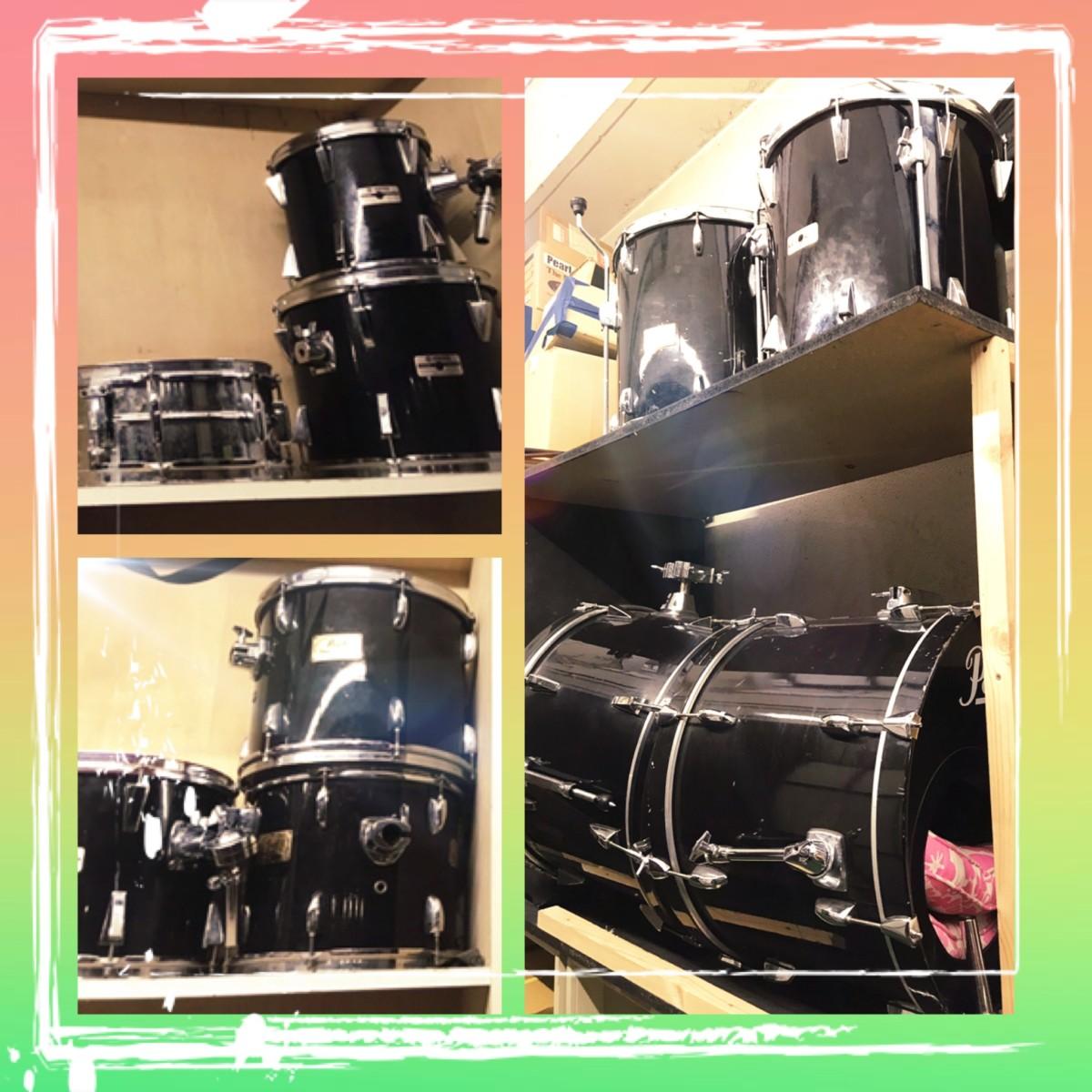 ドラム 2セット 01