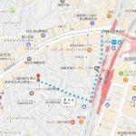 アクセス 早稲田口